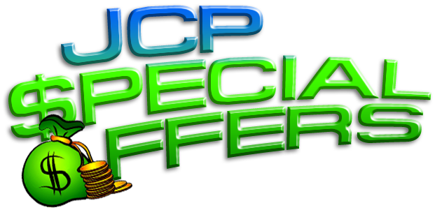JCP SPECIAL OFFERS Logo